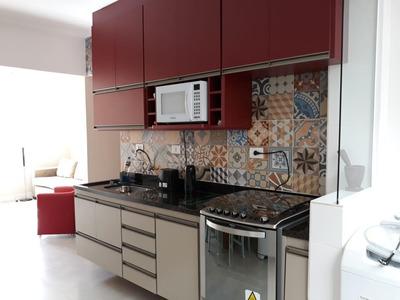 Apartamento Em Enseada, Guarujá/sp De 82m² 2 Quartos À Venda Por R$ 250.000,00 Ou Para Locação R$ 1.800,00/mes - Ap224494lr