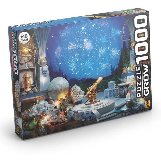 Quebra Cabeça / Puzzle 1000 Peças - Constelações -3743 Grow