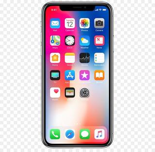 Celular Libre iPhone X 64gb 4k