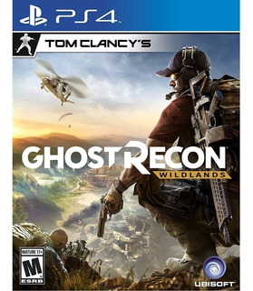 Juego Playstation 4 Ghost Recon Wildlands Ps4