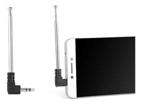 Antena Externa Fm, Celular, Smartfone, Tablet, Plug P2