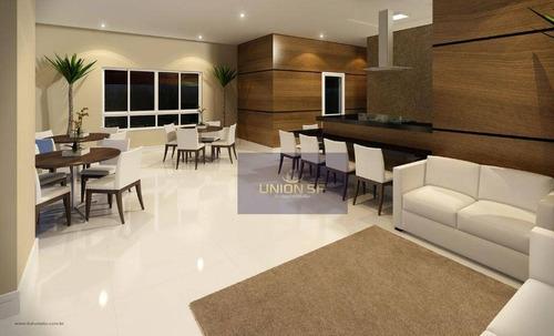 Apartamento Com 2 Dormitórios À Venda, 56 M² Por R$ 755.990,00 - Vila Mariana - São Paulo/sp - Ap35287