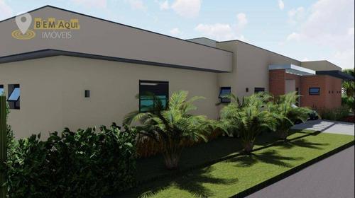 Imagem 1 de 28 de Casa Com 3 Dormitórios À Venda, 220 M² - Residencial Saint Paul - Itu/sp - Ca1595