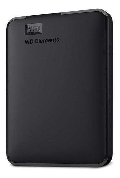 Disco Rigido Externo Wd Elements 2 Tb Usb 3.0