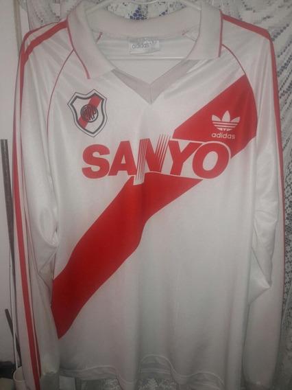 Camiseta De River Sanyo Talle T4