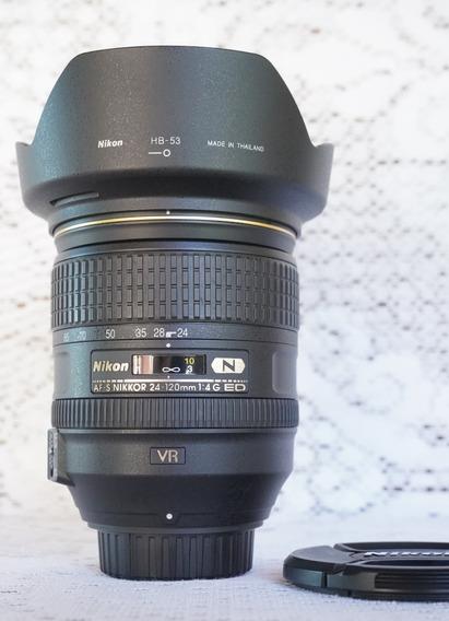 Lente Nikon 24-120mm F4