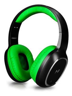 Auriculares Bluetooth Noga Bt469 Manos Libres Oficial Full