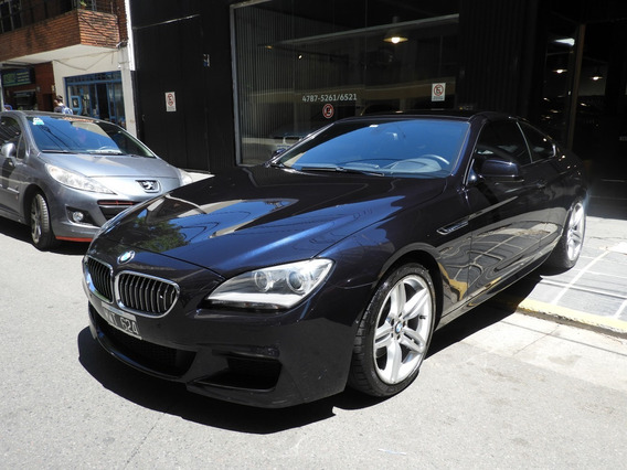 Bmw 640i Coupe M Package - Motum (dolar Oficial)