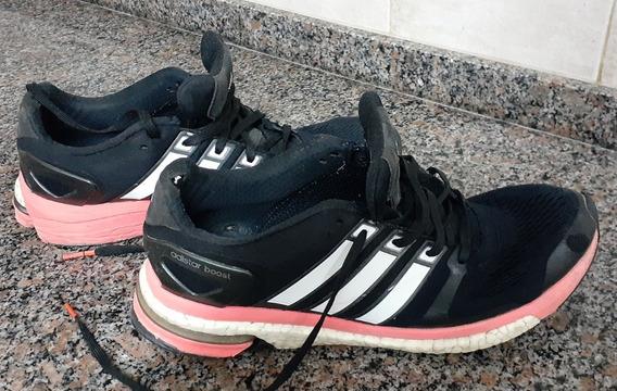 Zapatillas, Remera Y Short adidas Running
