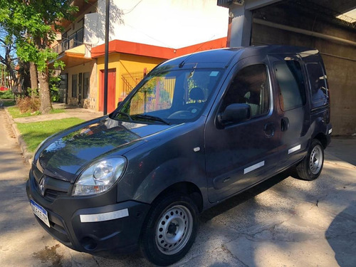 Renault Kangoo 1.6 Furgon Ph3 Confort 5as Lc Con Gnc