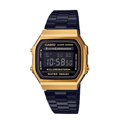 Relógio Casio Vintage A168wegb-1b