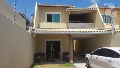 Casa Residencial À Venda, Parque Manibura, Fortaleza - Ca2822. - Ca2822