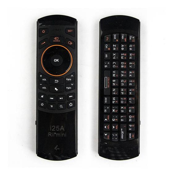 Controle Remoto Air Mouse Teclado Sem Fio O Melhor Do Brasil