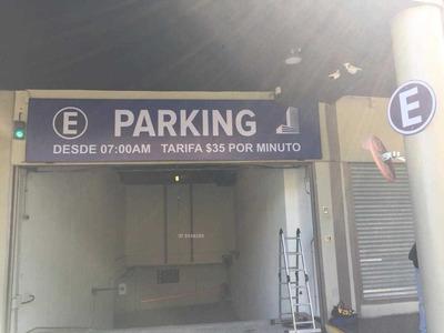 Estacionamiento Techado Seguridad 24x7