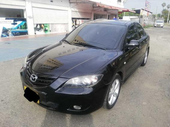 Mazda 3 Sedan Negro