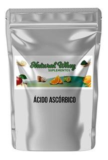 Acido Ascorbico Vitamina C Pura 1 Kilo Usp Máxima Pureza