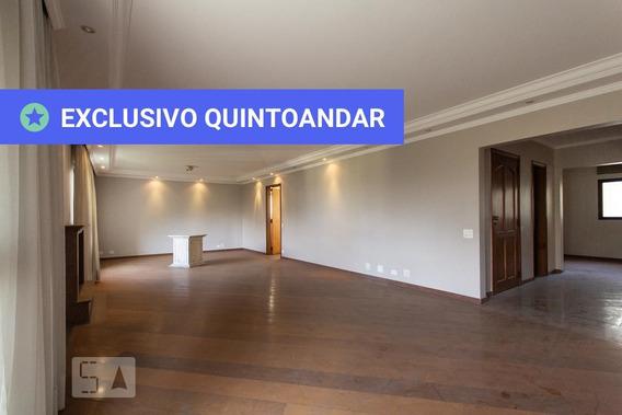 Apartamento No 9º Andar Com 4 Dormitórios E 4 Garagens - Id: 892975130 - 275130