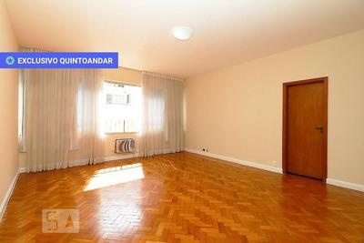 Apartamento No 2º Andar Com 3 Dormitórios E 1 Garagem - Id: 892831837 - 131837