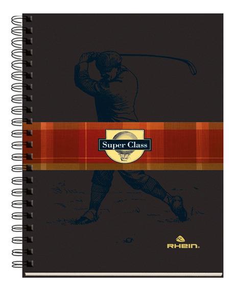 Pack 5 Cuadernos Premium Rhein Classic Scotch 150 Hojas
