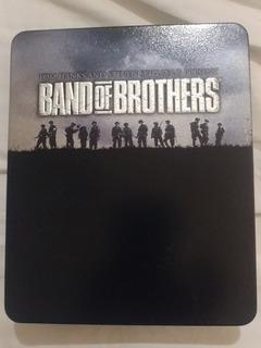 Gift Set Blu Ray Digipack Band Of Brothers Lata Especial