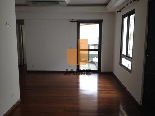 Apartamento Para Venda / Locação No Bairro Higienópolis Em São Paulo - Cod: Ja1185 - Ja1185