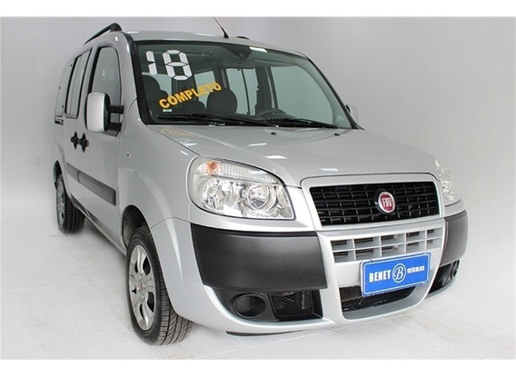 Fiat Doblo Essence 1.8 Flex 7 Lugares