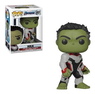 Funko Pop Avengers Endgame Hulk 451 Nuevo Y Original