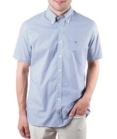 Camisas Sociais Tommy Hilfiger Made In Eua 100%autenticas