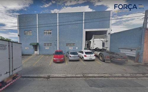 Imagem 1 de 3 de Galpão Para Alugar, 446 M² - Cumbica - Guarulhos/sp - Ga0210