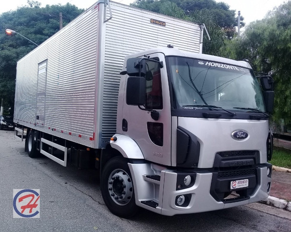 Cargo 1419 Só 7.800km Chassi
