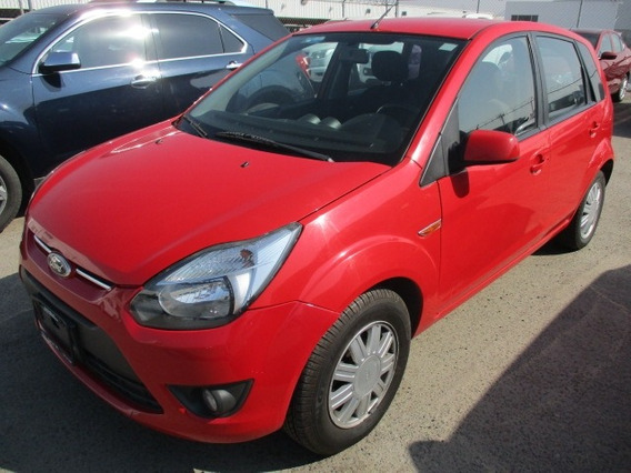 Ford Fiesta Trend 2012
