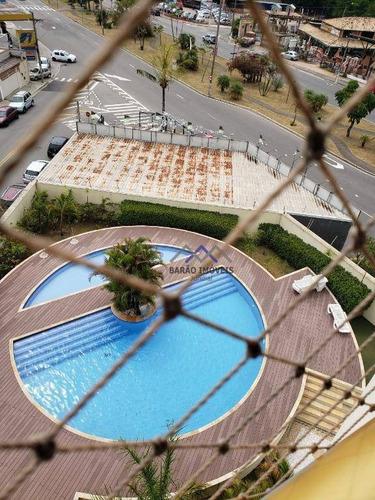 Apartamento Com 3 Dormitórios À Venda, 101 M² Por R$ 680.000,00 - Jardim Merci Ii - Jundiaí/sp - Ap2030