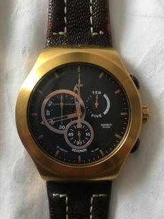 Reloj Libre Swatch Irony Patented En Venezuela Mercado IbeWYD29EH