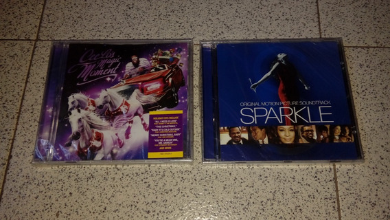 Lote Cd Cee-lo Green - Sparkle Ost (whitney Houston Y Más)
