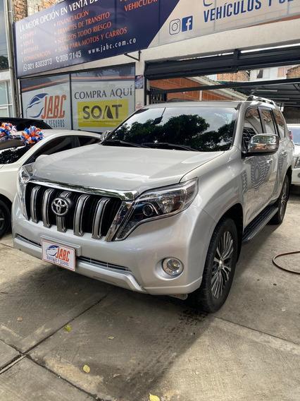 Toyota Prado Toyota Tx-l