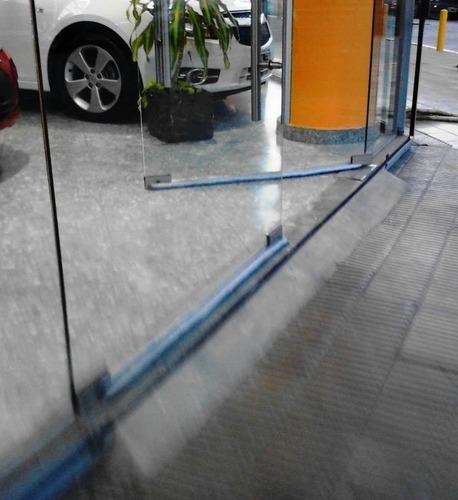 Burlete Para Puertas Blindex Comercios Oficinas A Medida