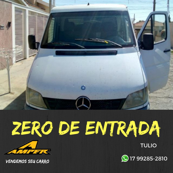 Mercedes-benz Sprinter 311 Furgão Curto 2.2 2011/12 (trp)