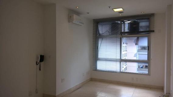 Sala Em Icaraí, Niterói/rj De 34m² À Venda Por R$ 355.000,00 - Sa214027