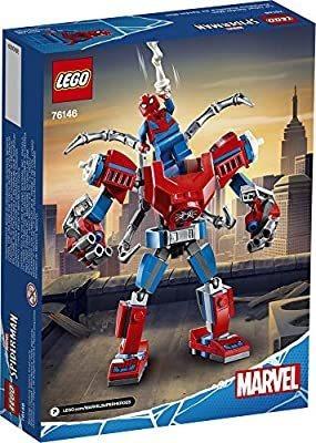 Lego Spiderman 76146 Marvel Mech 152 Piezas Envío Gratis