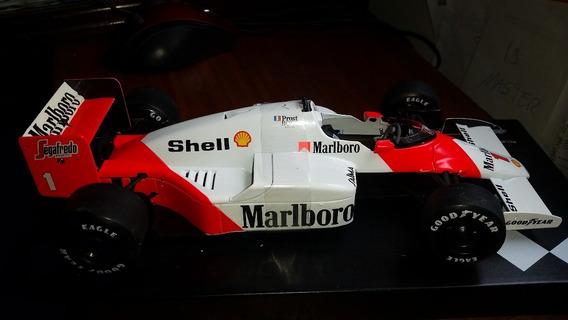 Miniatura Mclaren F1 Mp4/2c Alain Prost 1986 Solido 1/18