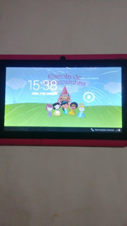 Tablet Navcity Nt1710 Touch Quebrado