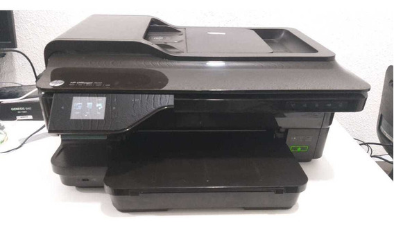 Impressora Multifuncional Hp Officejet 7610 Fax Scan Copy