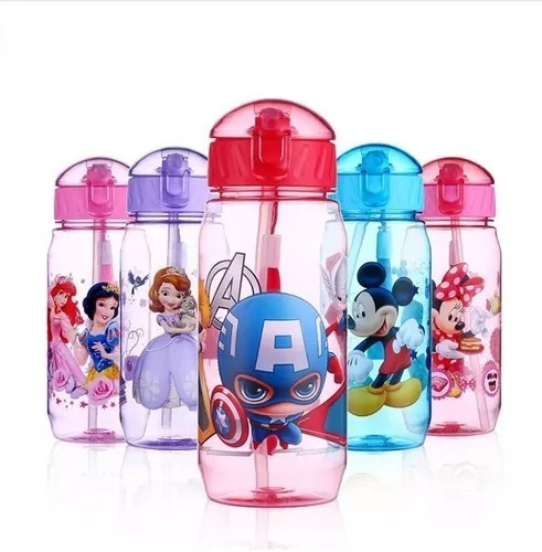 Squeeze Da Minnie, Mickey E Capitão America Disney Envio Ja