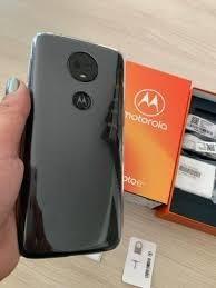 Motorola E 5 Play Com Dois Meses De Uso Em Perfeito Estado
