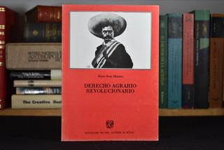 Derecho Agrario Revolucionario - Ruiz [coyote]