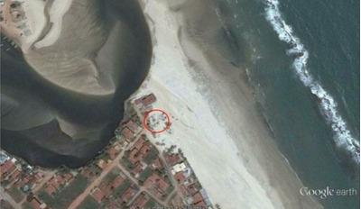 Terreno Beira Mar A Venda Em Genipabu Com Projeto.