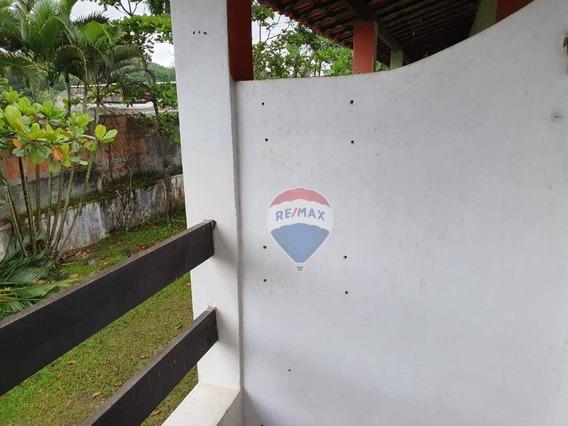 Casa Residencial Em Condomínio Na 800m Praia De Vista Linda Em Bertioga - Ca0134