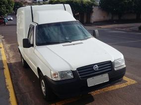 Fiat Fiorino Bau Furgão Refrigerado Termoking Para Congelado