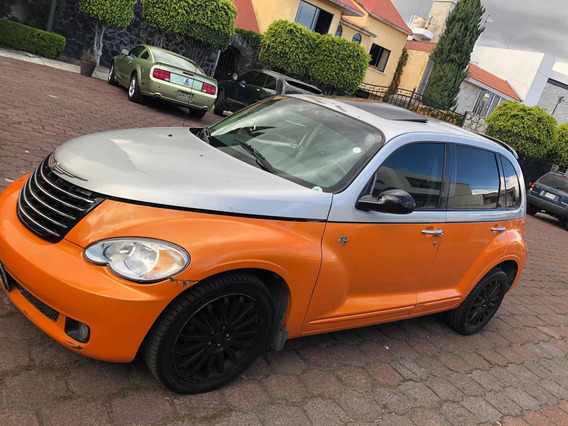 Chrysler Pt Cruiser Touring Edition Piel Turbo X At 2007