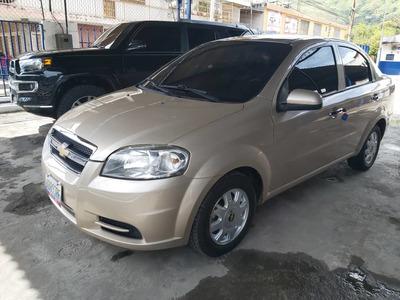 Chevrolet Aveo Aveo Lt 2012